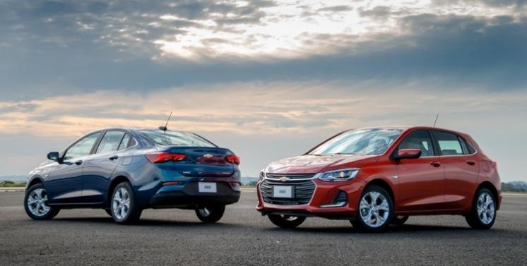Premios para Chevrolet