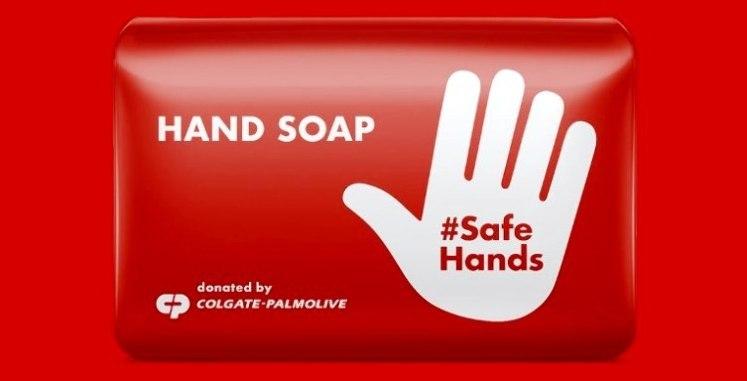 #SafeHandsChallenge
