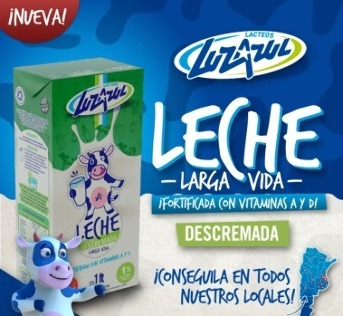Nuevas leches