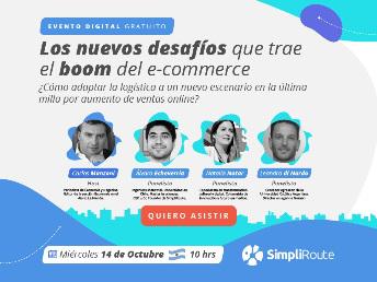 Evento gratuito SimpliRoute