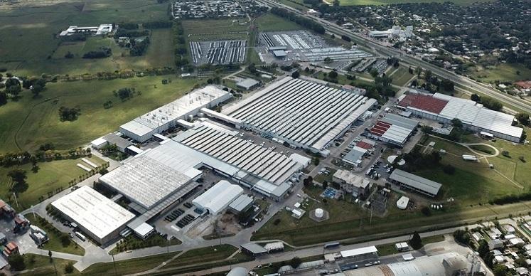 Centro Industrial Juan Manuel Fangio
