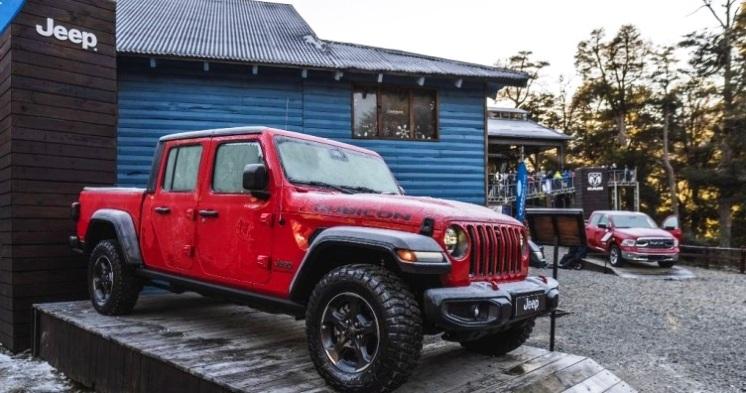 Invierno Jeep y RAM