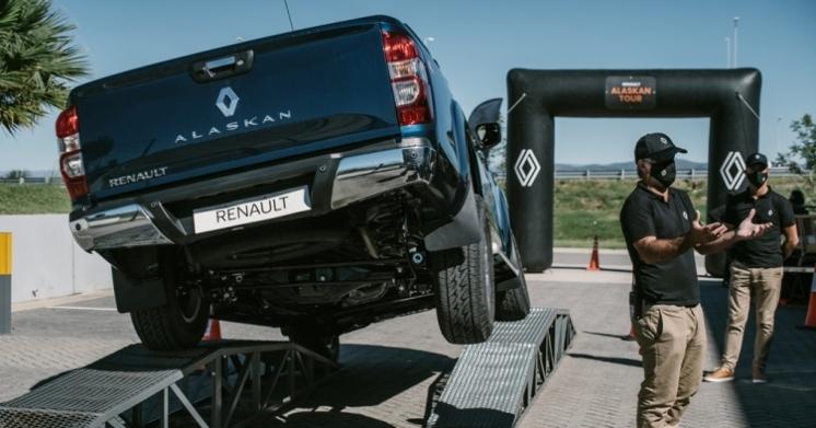 Renault Alaskan Tour