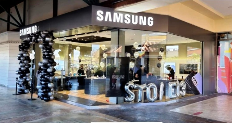 Samsung Experience Stores
