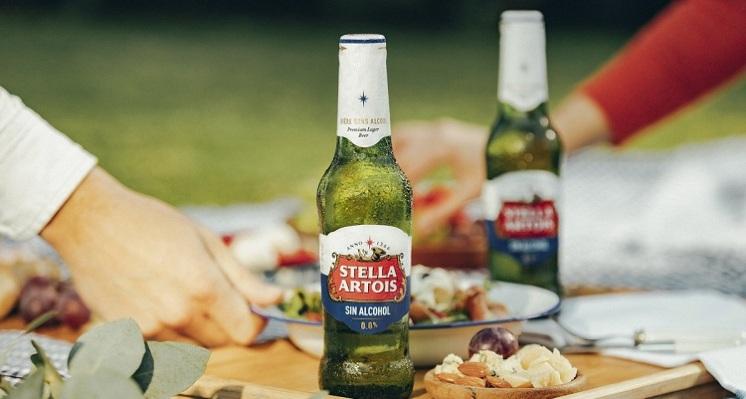 Stella Artois Sin Alcohol