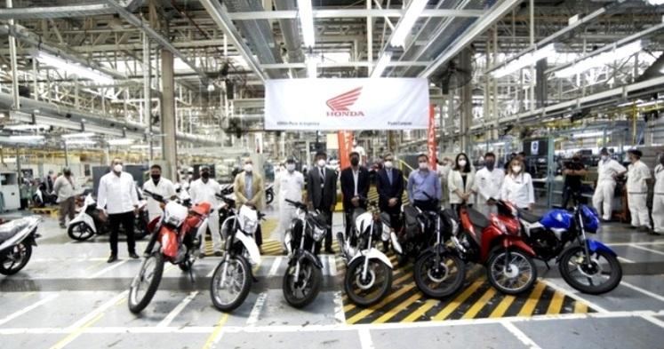 Inversión de Honda