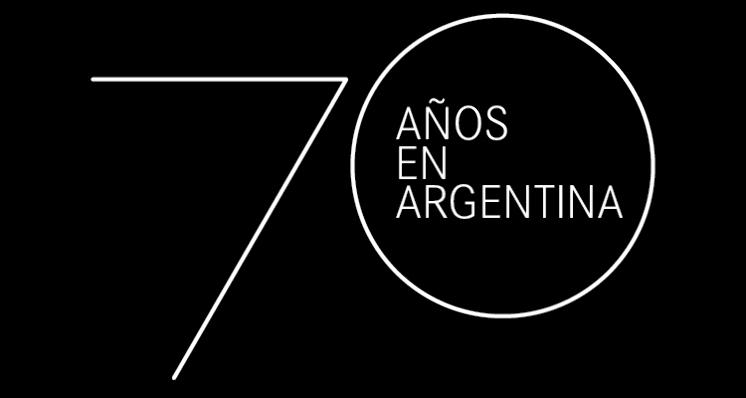 70 años en Argentina