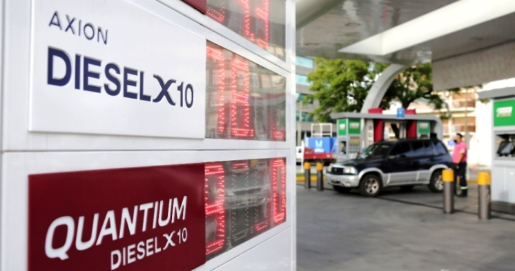 Diesel X10 de Axion Energy