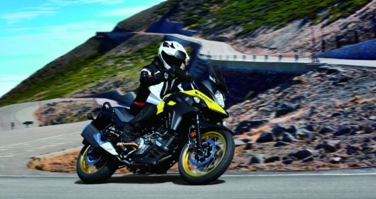 Suzuki recomienda AXION energy y Castrol