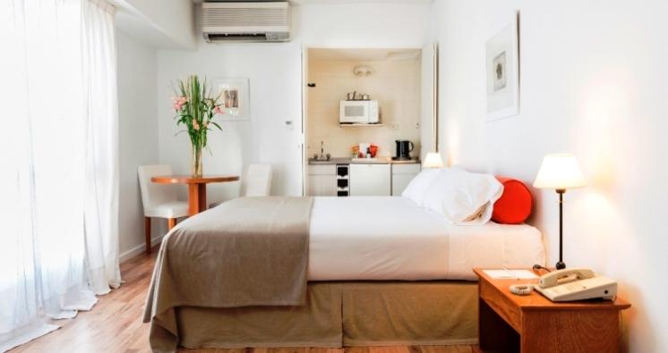 Alojamiento, gastronomía y relax en Buenos Aires