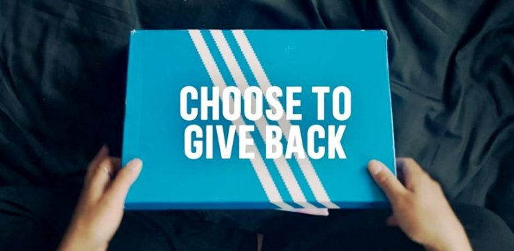 Choose to Give Back