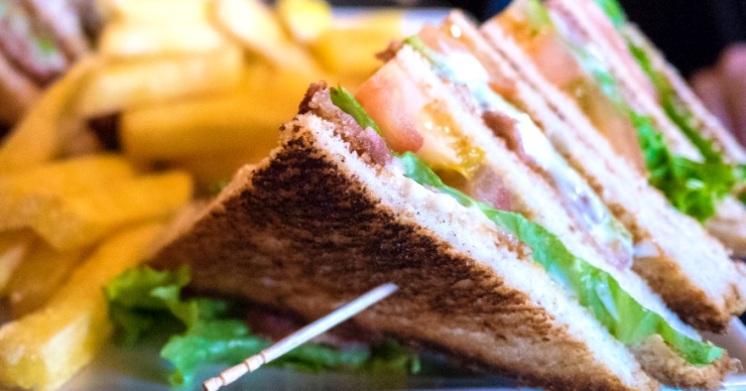 El sándwich de miga