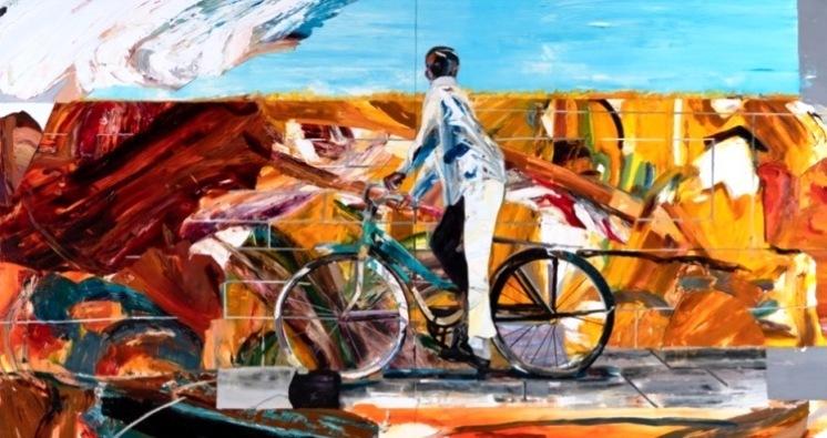 Pintura de Jaclyn Conley