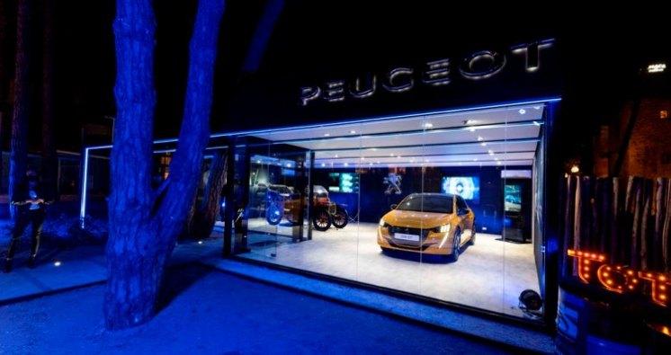 Peugeot dice presente en Cariló